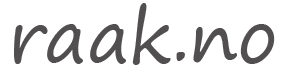 Bolig- og hyttetomter i Råkvåg, Trøndelag Logo